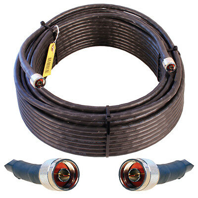 Wilson 952300 100' WILSON400 Ultra Low Loss Coax Cable 952300