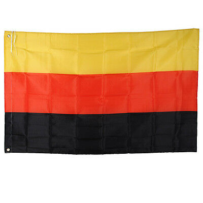 New Large 5FT X 3FT Germany German Deutschland National Sports Olympics Flag
