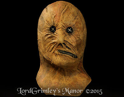 Officially Licensed Dr. Decker Nightbreed Halloween Mask Horror Clive Barker