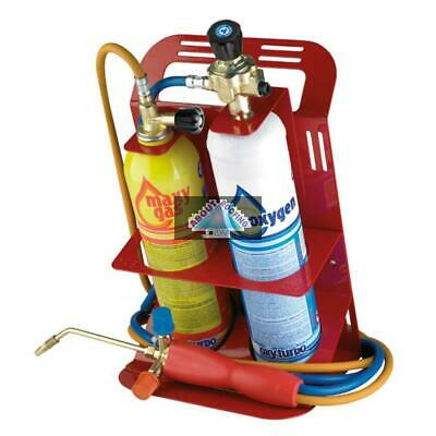 Oxyturbo Turbo Set 90 lead welding & lead burning kit