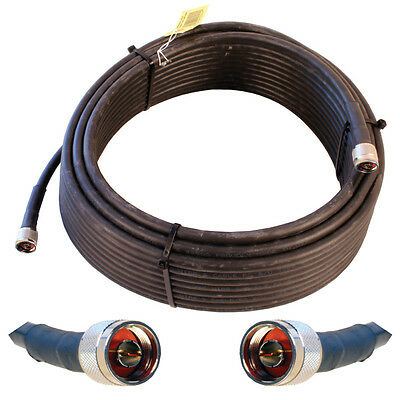 Wilson 952375 75' WILSON400 Ultra Low Loss Coax Cable 952375