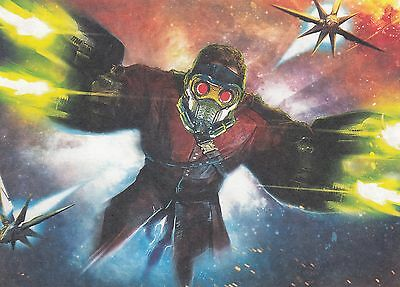 Guardians Of The Galaxy - G6 Oversized 5X7 Box Topper Star Lord