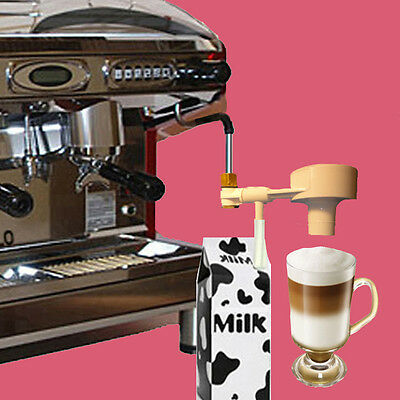 Milk Frother for commercial espresso machine.