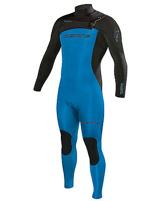 C-Skins ReWired Boys 3/2mm Wetsuit in Cyan & Black - On Sale Now