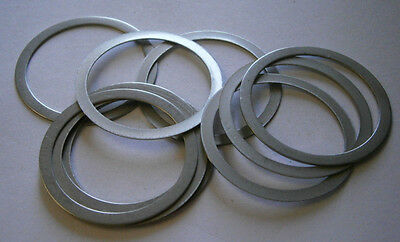 WM Berg SS3-29 Outer Race Spacers 18-8 Stainless Steel  Lot of  20 #1766