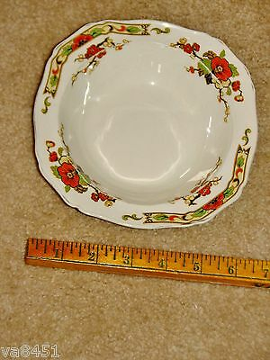 Vintage Alfred Meakin England Avalon China Dessert Berry Fruit Bowl