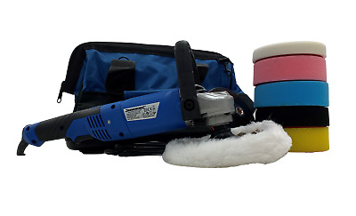 Valeting Business Rotary Trade Car Polisher Buff Buffing Polishing Machine Pads