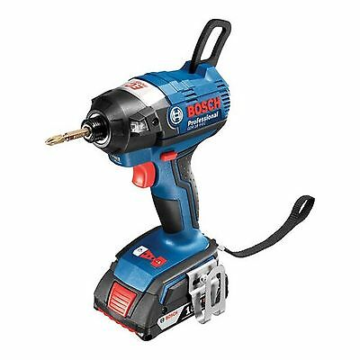 Genuine Bosch GDR 18V-EC Professional Cordless Impact Drill Driver Body Only