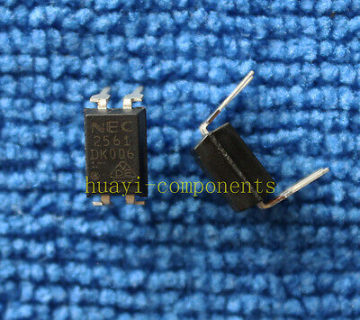 10pcs NEC2561 ORIGINAL PS2561-1 2561 NEC DIP-4 PHOTOCOUPLER NEW