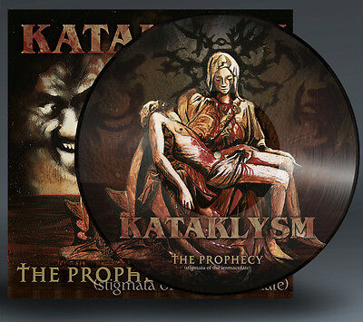 Kataklysm - the prophecy - stigmata of the immaculate, Pic-LP, Picture Vinyl NEW