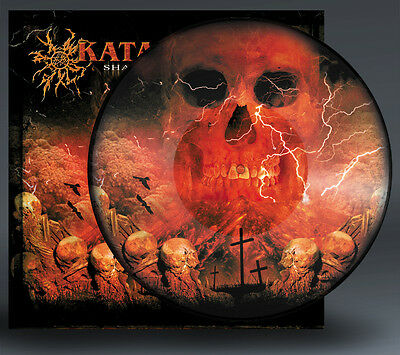 Kataklysm - shadows & dust, Pic-LP, Picture Vinyl, limited to 250 copies, NEW