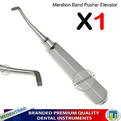 DX Orthodontic Mershon Band Pusher Ortho Instruments Oral Surgery Dentistry Lab