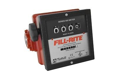 "Fill-Rite 901 1.5"" Fuel Flow Meter"