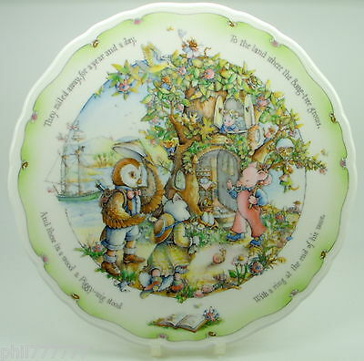 The Owl & the Pussy-cat Collection ~ Royal Doulton