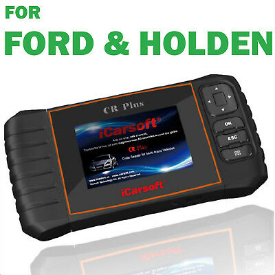 iCarsoft FDII OBD2 Reset Diagnostic Scan Tool For Ford and Holden Code Readers