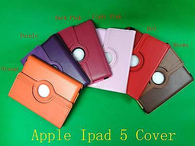 iPad 5 Case Cover Protector Hard Back (Gold/Black/Silver) NEW (D12)
