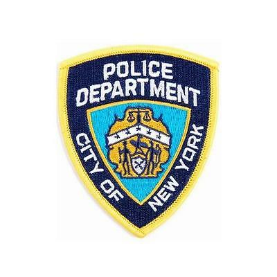 Patch écusson NYPD NEW POLICE DEPARTMENT NYPD Thermocollant