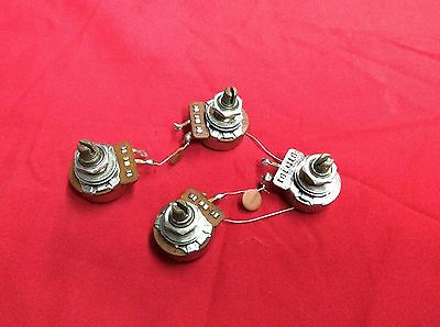 Outstanding Vintage 1962 Usa Gibson Guitar Wiring Harness Pots Melody Maker Wiring 101 Hisonstrewellnesstrialsorg