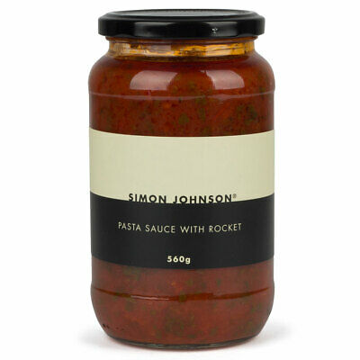 NEW Simon Johnson Pasta Sauce with Rocket 560g