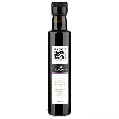 NEW Maggie Beer Fig Vino Cotto 250ml