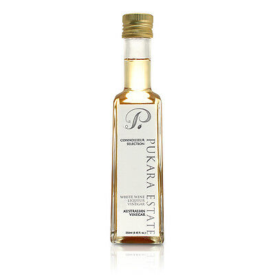 NEW Pukara Estate White Wine Liqueur Vinegar 250ml