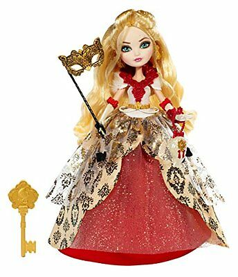 Ever After High Thronecoming Apple White Doll , New, Free Shipping