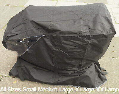 Simplantex Deluxe Super Heavy Duty Mobility Scooter Storage Cover Rain Protect