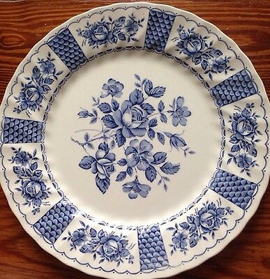 Myott Melody Fine Ironstone China Dinner Plate Made In England
