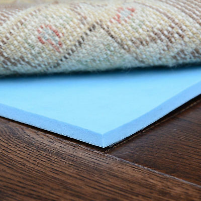 """Natural Rug Pad - Healthier Choice Memory Foam 1/4"""" Thick RECTANGLES"""