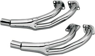 MAC Chrome Replacement Head Pipes for 76-78 Honda GL1000 Goldwing # 001-1716