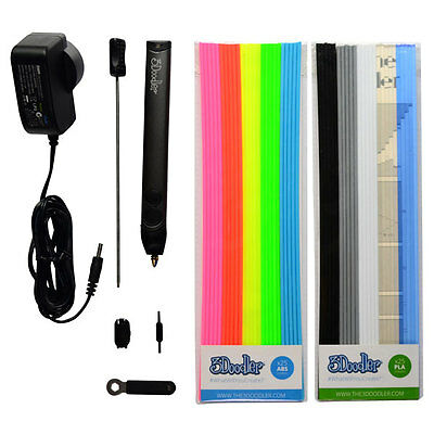 3Doodler 3D Printing Pen 2.0 with Gift Box * GorillaSpoke for Free P&P Worldwide