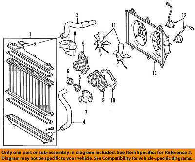 TOYOTA OEM-Engine Coolant Thermostat 90916A3003