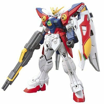 Bandai Hobby HGAC Wing Gundam Zero Model Kit (1/144 Scale) , New, Free Shipping