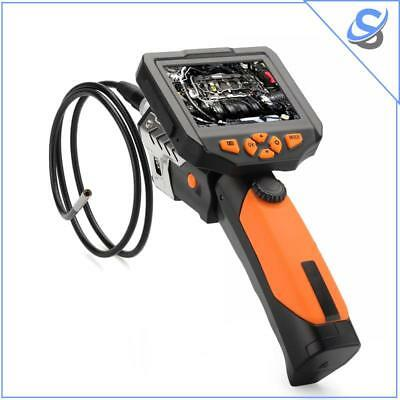 5.5mm Endoscope Inspection Camera 1 Meter 1/3 Inch CMOS 720P Video 3.5 Inch LCD