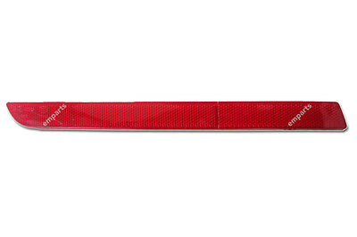 UK NEW VW Transporter T5 T6 Rear Red bumper Reflector Right O/S 2010 Onwards