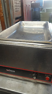 Steam Table table top one pan by Winco
