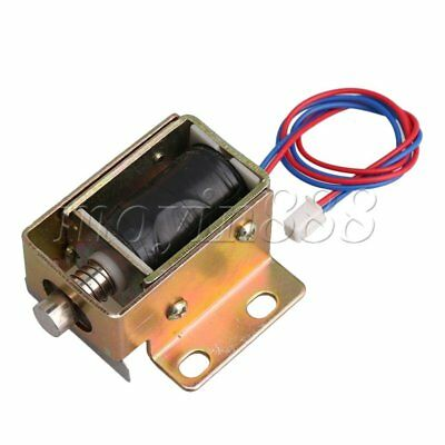 TFS-A32 Durable Electric Lock Assembly Solenoid long life span DC 12V 0.6A