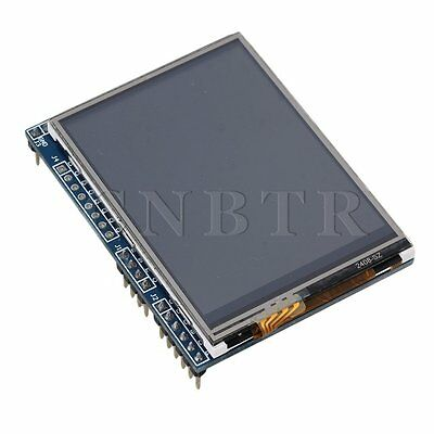 New 2.4 inch TFT LCD Module display 240 x 320 Screen ILI9325 with touch pen