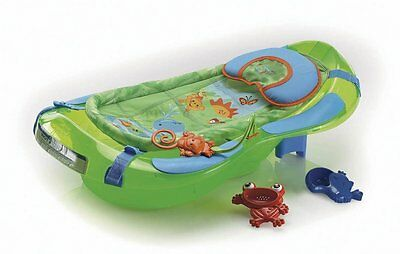 Fisher-Price Bath Center, Rainforest , New, Free Shipping
