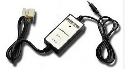 Car Music CD Interface Adapter Cable AUX-in Input For Honda Accord Civic Odyssey