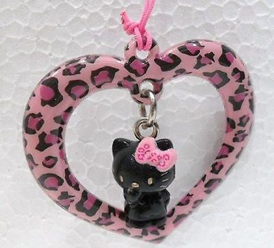 Hello Kitty-Serie Strap Swing-Animal-Print-Danglers Laccetti 1-Bandai Sanrio 08
