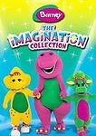 Barney - The Imagination Collection (DVD, 2007, 3-Disc Set, Widescreen)