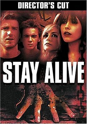 Stay Alive DVD *Disc Only*
