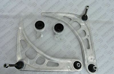 FRONT LOWER CONTROL ARM SET R/L with WISHBONE BUSH - BMW E46 ALL TYPE 98-07