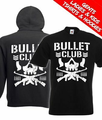 Bullet Club New Japan Pro Wrestling T Shirt / Hoodie