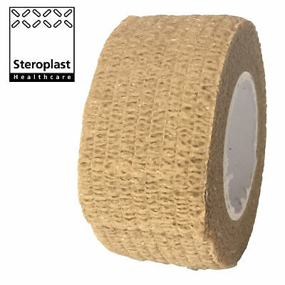 Coban Cohesive Sports Self Adhesive Athletic Support Bandage Strap Tape 2.5Cm