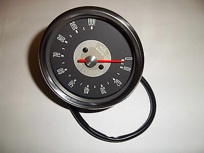 Bsa A50 A65 1965-9 Smiths Repro Tachometer 3-1 Ratio Grey Faced Tacho Rsm3003/06