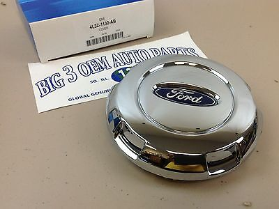 """Ford F-150 Expedition 17"""" Wheel Center Cap Chrome COVER OEM 4L3Z-1130-AB"""