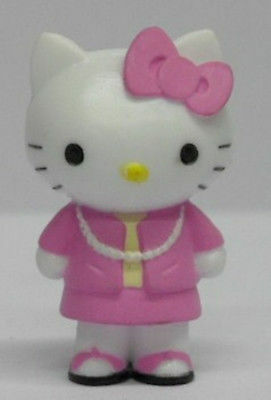BULLYLAND 53433 H-HELLO KITTY MINI-cm. 3-gomma/plastica