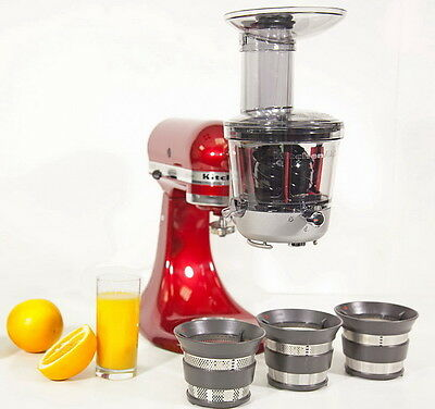 5KSM1JA KitchenAid Slow juice and Sauce extractor stand Mixer Attachment